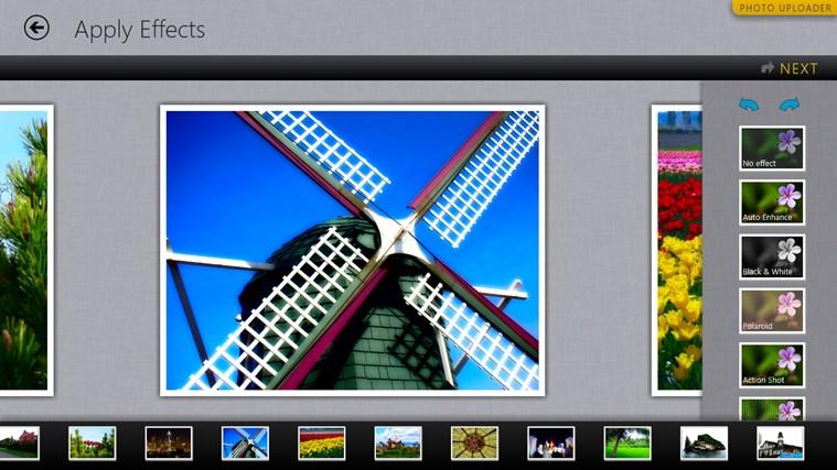 Photo Uploader for Facebook screen shot 2