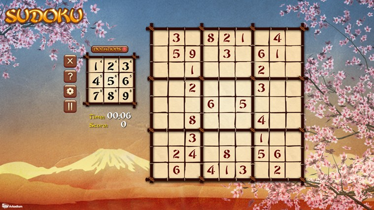 Sudoku For Free screen shot 0