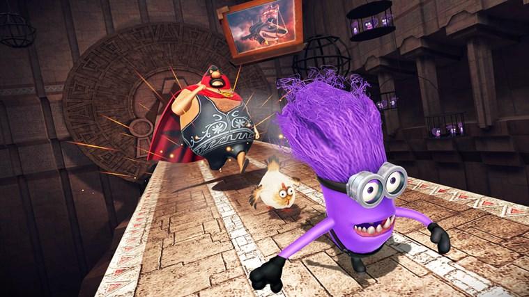 Despicable Me: Minion Rush schermafbeelding 4