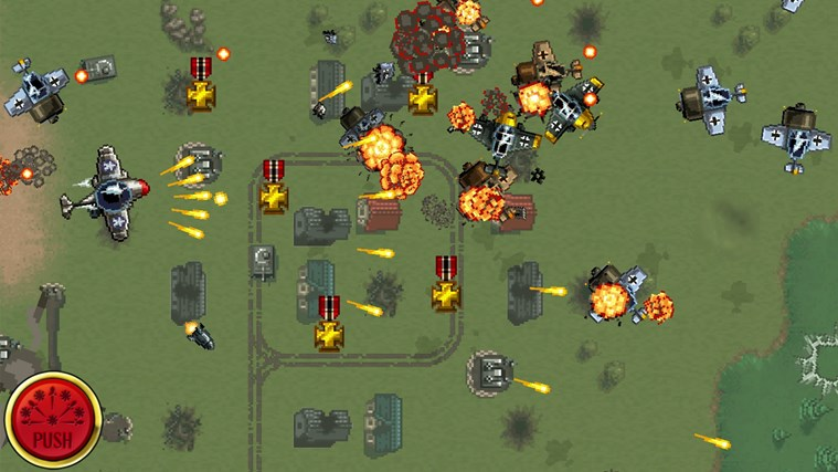 Aces of the Luftwaffe screen shot 2