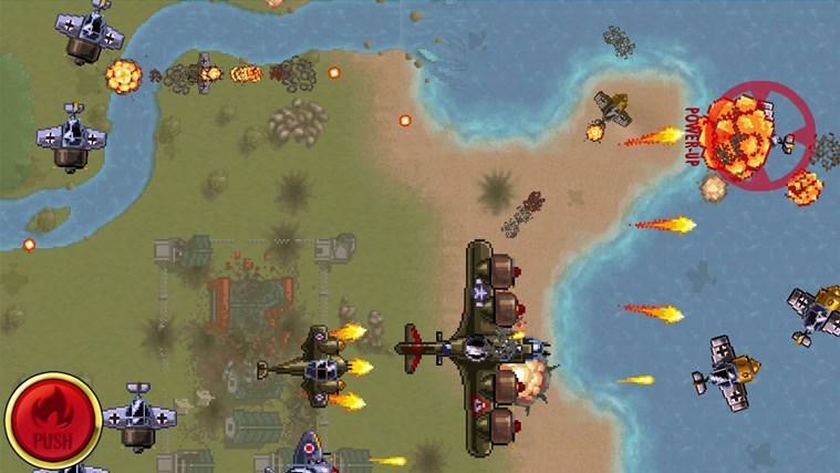 Aces of the Luftwaffe screen shot 6
