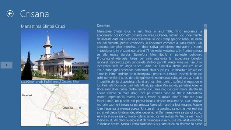 Manastiri din Romania screen shot 2
