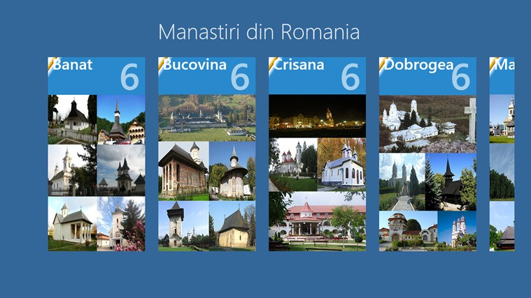 Manastiri din Romania screen shot 6