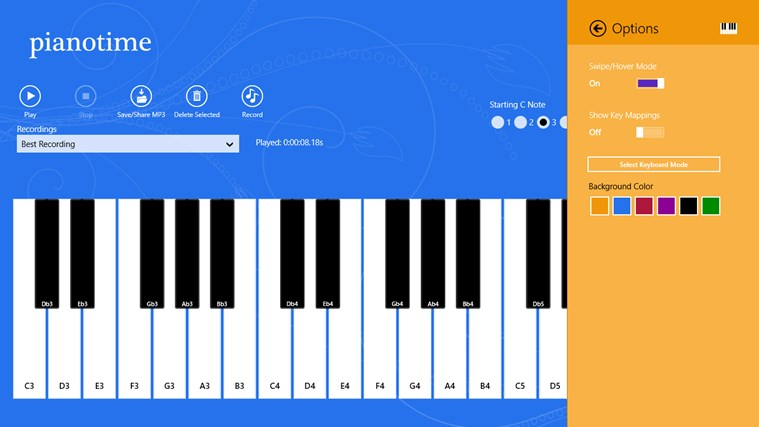Piano Time Pro screenshot 4