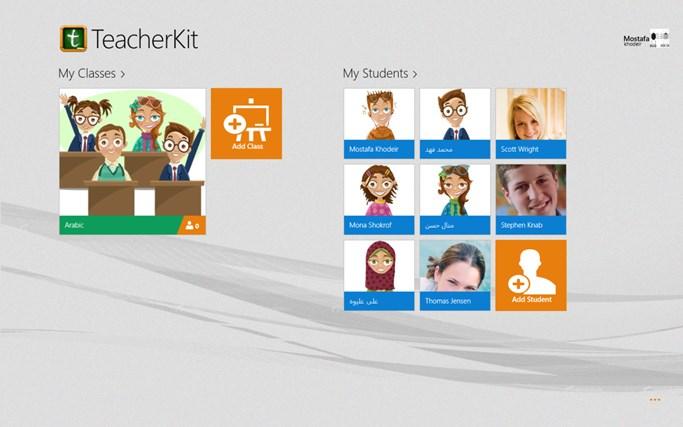 TeacherKit screen shot 0