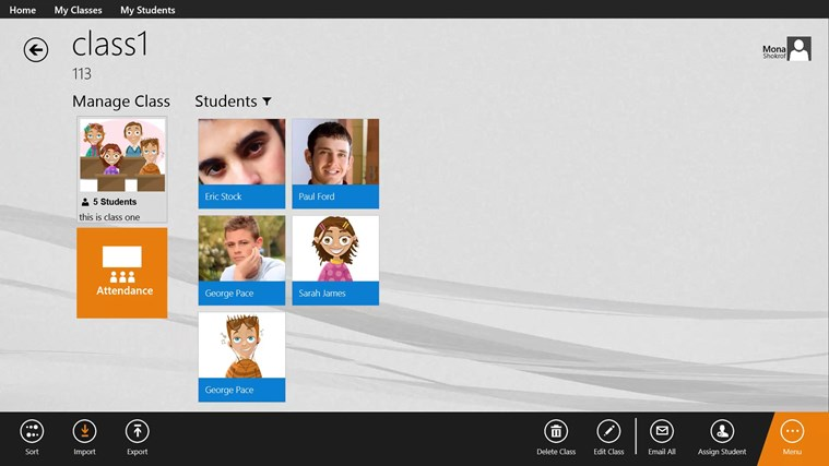 TeacherKit screen shot 4