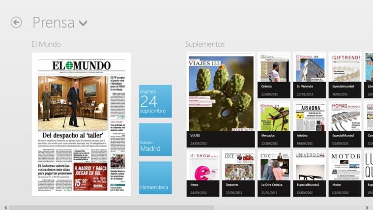 Orbyt captura de pantalla 2