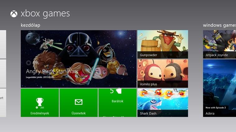 Játékok – 0. képernyőkép