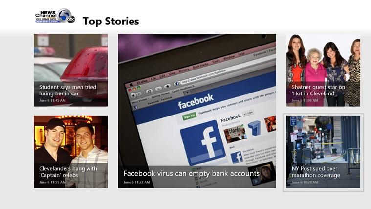 NewsChannel 5 - Cleveland screen shot 0