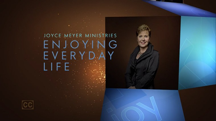Joyce Meyer screen shot 2