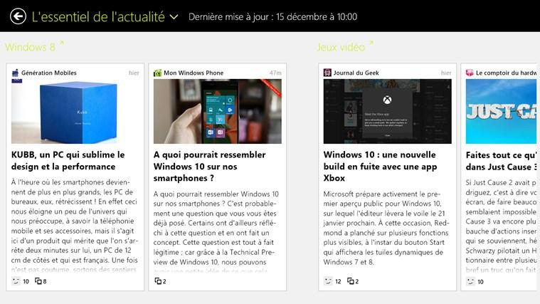 Appy Geek capture d'écran 2