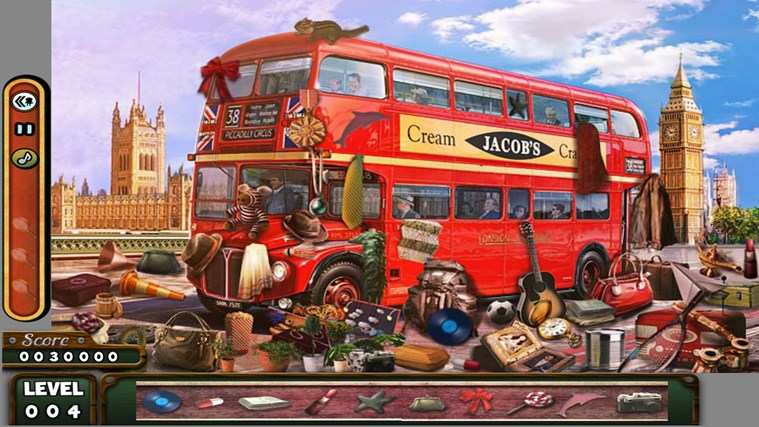 Hidden Objects- Travel- Farm- Detective 3 in 1 Pack screen shot 0