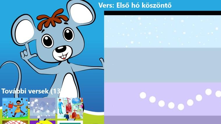 Versek - egyszervolt.hu – 0. képernyőkép