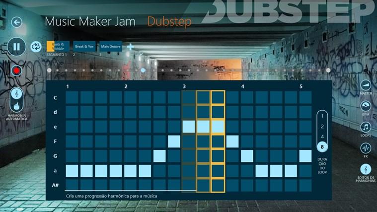 Music Maker Jam captura de tela 6