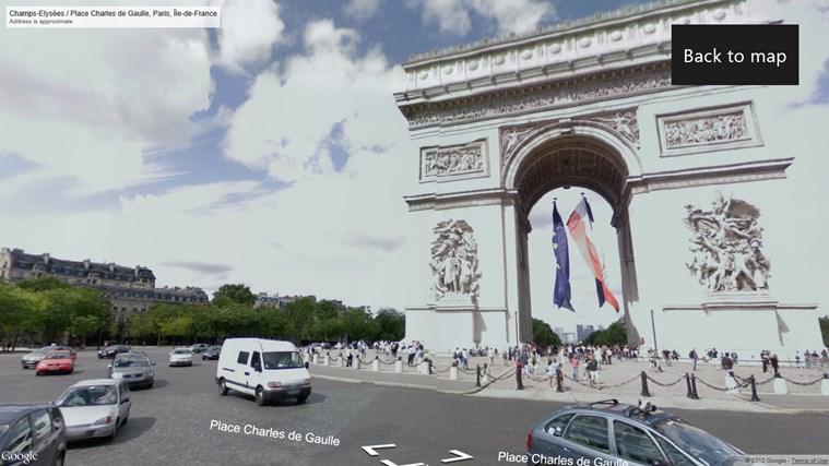 Maps Pro screen shot 4