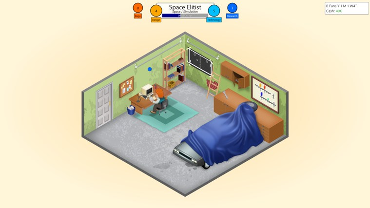 Game Dev Tycoon screen shot 0