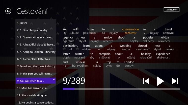 Angličtina Premium snímek obrazovky 4