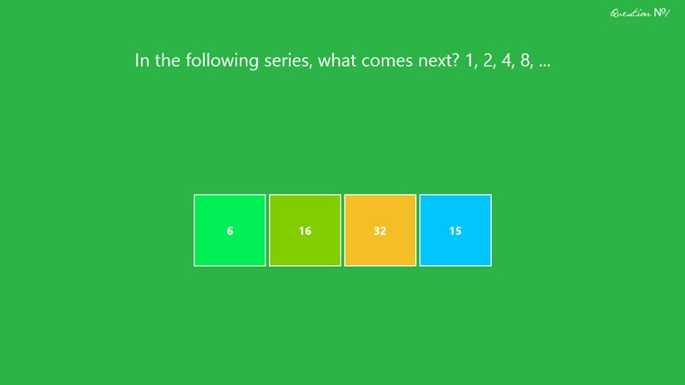 IQ-TESt screenshot 2