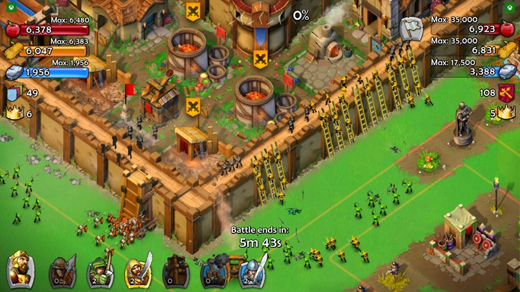 Age of empires 174 castle siege app for windows i windows store