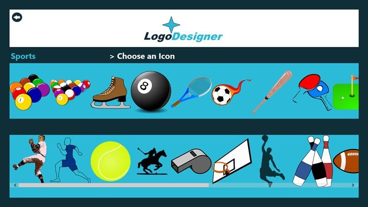 Logo Designer screen shot 4
