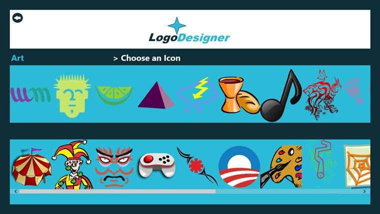 Logo Designer screen shot 6