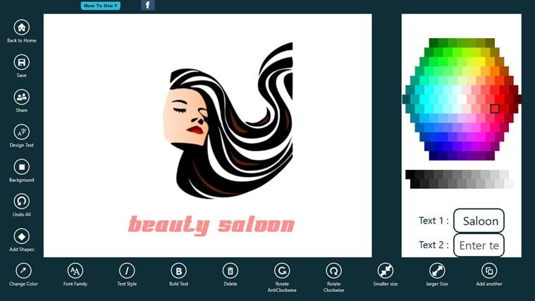 Logo Designer screen shot 8