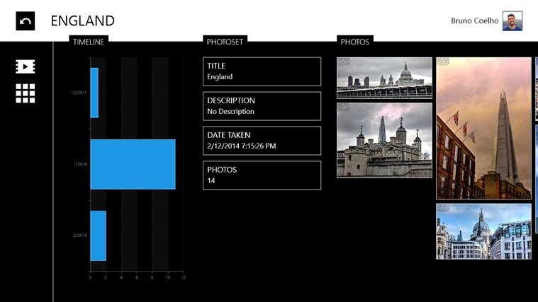 Flickrology screen shot 8