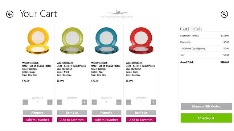 Zappos.com screen shot 4