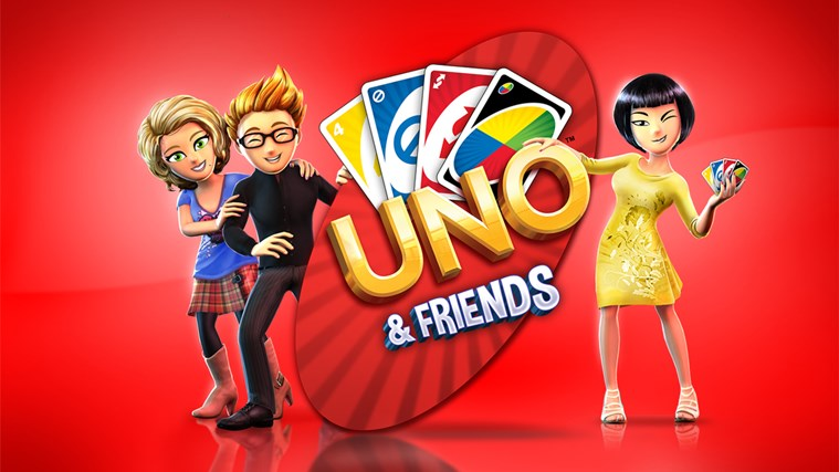UNO & Friends screen shot 0
