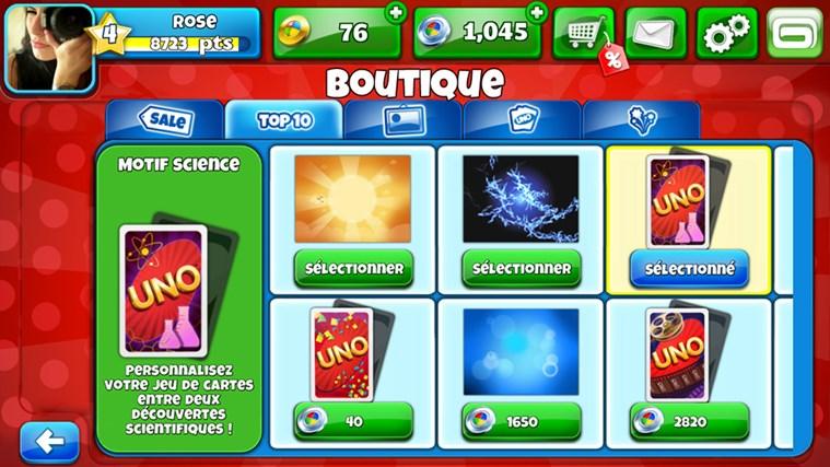 UNO & Friends capture d'écran 4