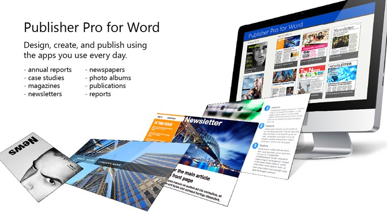 Annual Report Template Publisher Annual Report Template