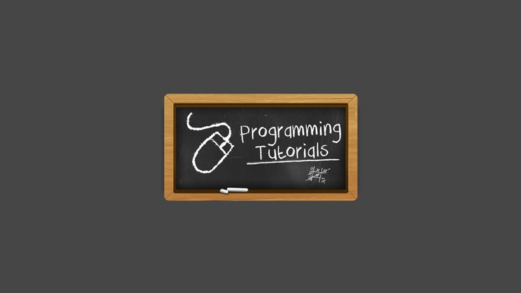 Programming Tutorials screen shot 4