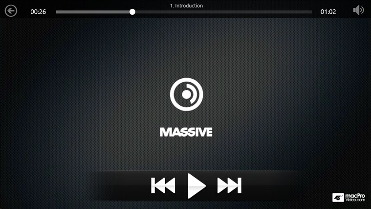NI - Massive: Dubstep Sound Design screen shot 2