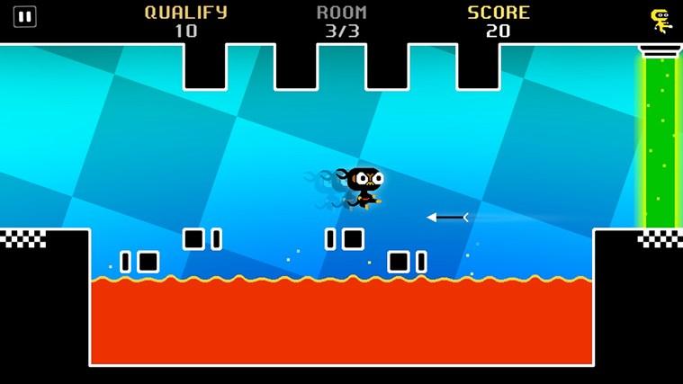 Monkey Ninja-skärmbild 2