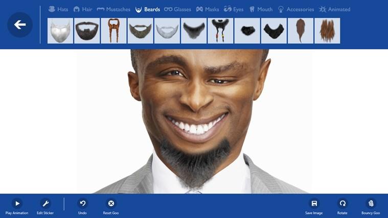 FaceGoo skjermbilde 2