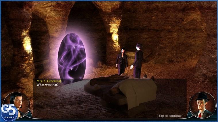 Brightstone Mysteries: Paranormal Hotel HD-skärmbild 4