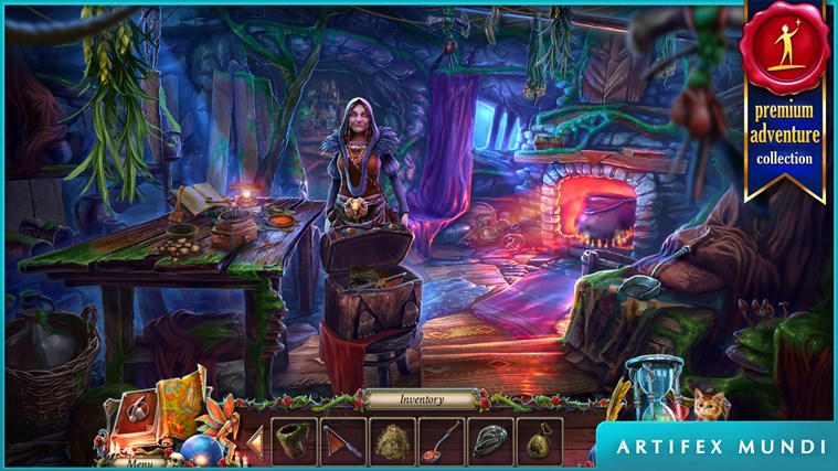 Grim Legends: The Forsaken Bride screen shot 4