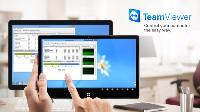 TeamViewer Touch capture d'écran 0