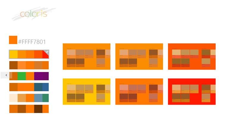 coloris スクリーン ショット 2