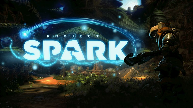 Project Spark screen shot 0