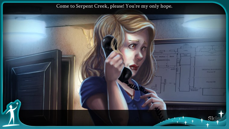 9 Clues: The Secret of Serpent Creek screen shot 4