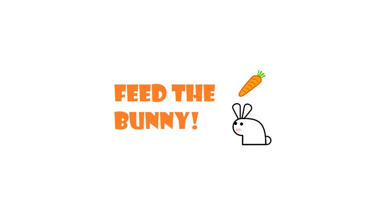 Feed The Bunny! screen shot 0