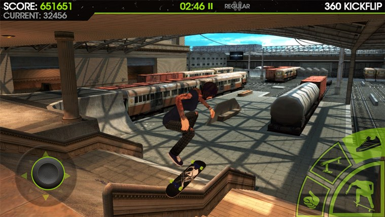 Skateboard Party 2 screen shot 0