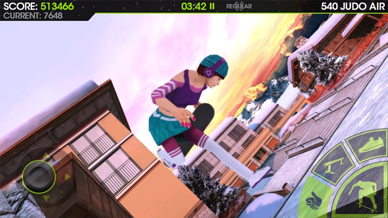 Skateboard Party 2 screen shot 4