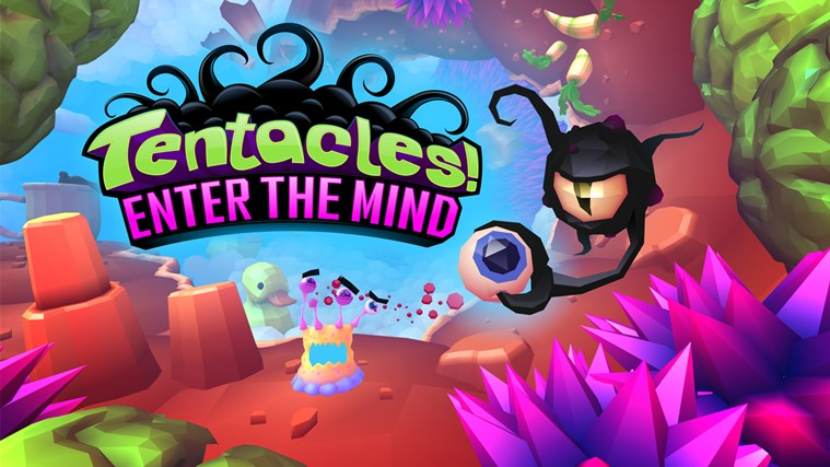 Tentacles: Enter the Mind skærmbillede 0