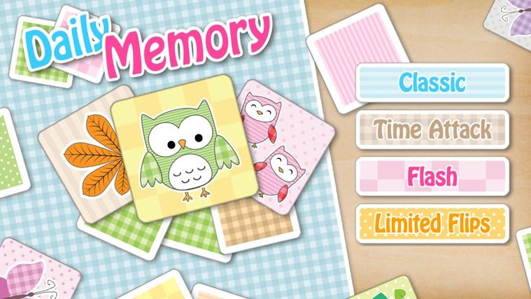 Daily Memory posnetek zaslona 0