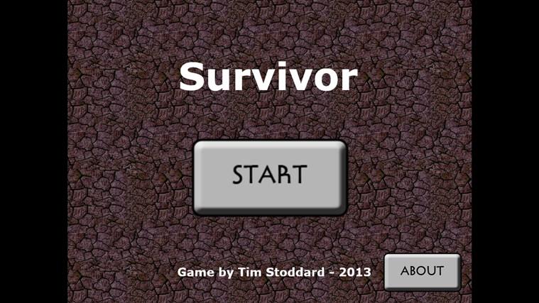 Survivor of the Green Monsters captura de tela 0