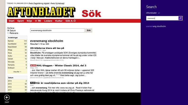 aftonbladet mobil app android Växjö