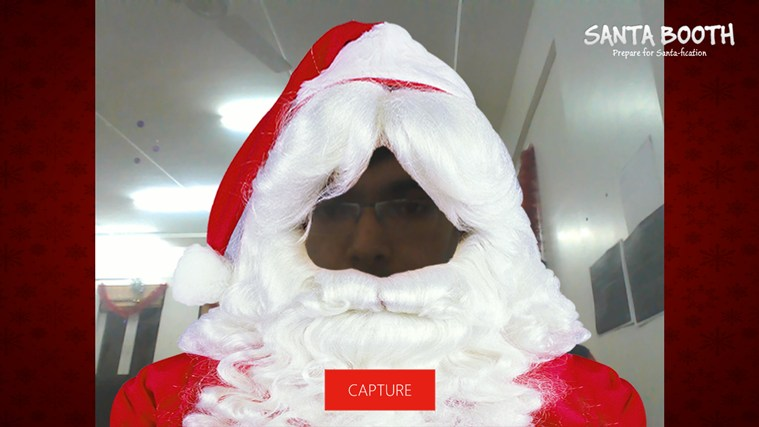 Santa Booth screen shot 0