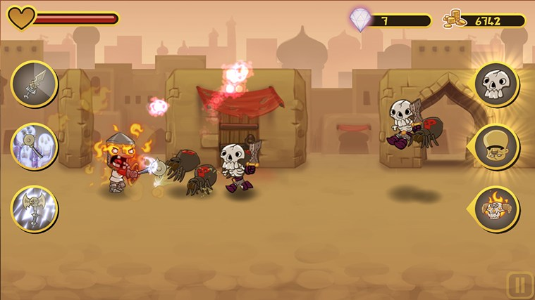Epic Battle Dude Screenshot 2